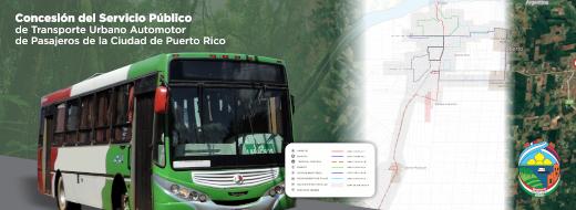 Servicio de transporte Publico